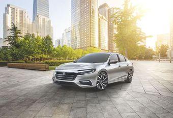 NAIAS 2018 - Honda Insight, avec prolongateur d'autonomie #1
