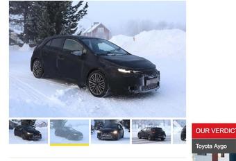 Toyota Auris-opvolger heet Corolla #1