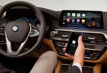 BMW: klanten blijven betalen voor gebruik Apple CarPlay #1