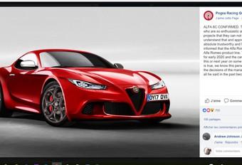 Alfa Romeo : une 6C en 2020 ? #1