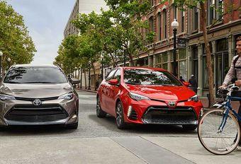 Les 10 voitures les plus vendues dans le monde en 2017 #1
