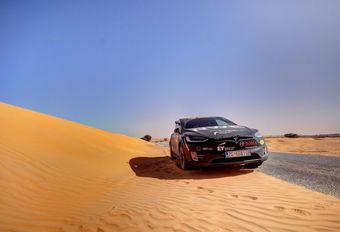 Ils ont traversé le Sahara en Tesla #1