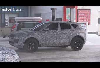 Futur Range Rover Evoque : aussi en hybride… Diesel ? #1
