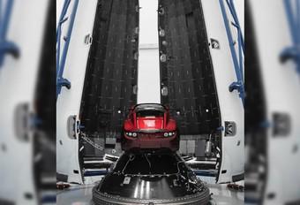 Tesla : le Roadster à la conquête de l'espace le 6 février #1
