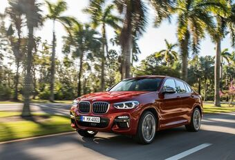 GimsSwiss – BMW X4 : allongé #1