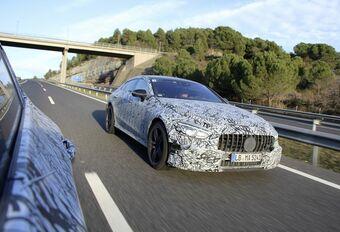 Gims 2018 – Mercedes-AMG GT 4 portes : en test dans le Sud #1