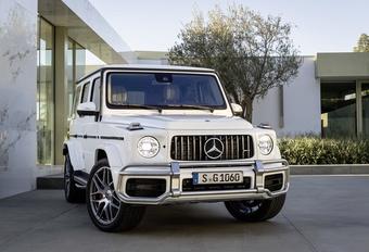 De nieuwe Mercedes-AMG G63 is een baksteen met power #1