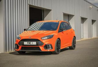 Ford Focus RS Heritage Edition : le chant du cygne  #1