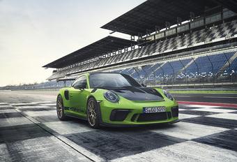 Gims 2018 – Porsche 911 GT3 RS 2018 : bête de course #1