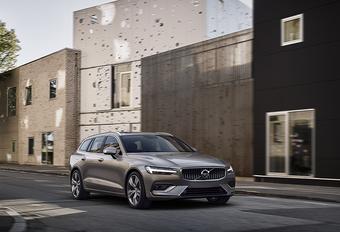 Gims 2018 – Volvo V60 2018 : la SPA en héritage #1