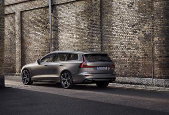 Nieuwe Volvo V60 is een V90 in XC60-formaat #1