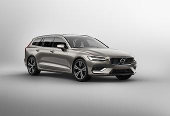 Volvo V60 : les prix #1