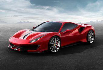 Gims 2018 - Ferrari 488 Pista 2018 : la supersportive de 720 ch ! #1