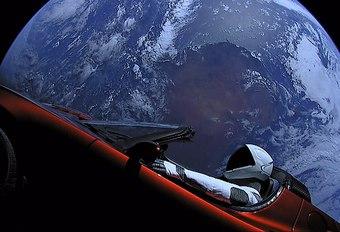 La Tesla « spatiale » pourrait venir heurter la Terre ! #1