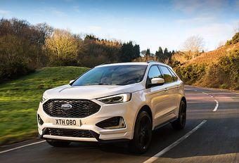 EXCLUSIEF SUV DAYS 2018 – Ford Edge krijgt biturbodiesel #1