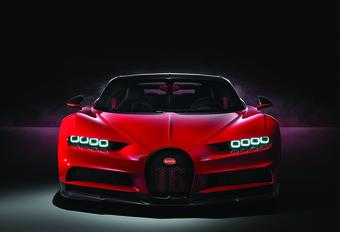 Gims 2018 - Bugatti Chiron Sport : des détails qui changent tout...  #1