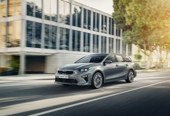 Gims 2018 - Kia Ceed Sportswagon : le break #1