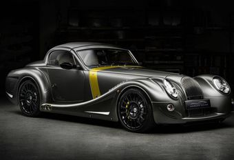 Gims 2018 - Morgan Aero GT et Plus 8 50th Anniversary : adieu V8 BMW #1
