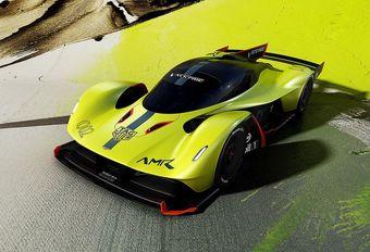 GimsSwiss – Aston Martin Valkyrie AMR Pro: meer dan 1.100 pk voor 1 ton #1