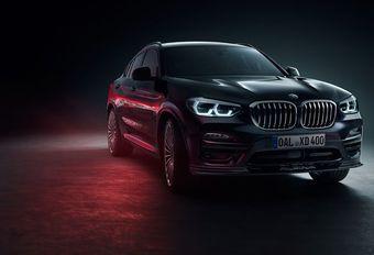 GimsSwiss – BMW Alpina XD4 : 1er SAV Coupé #1