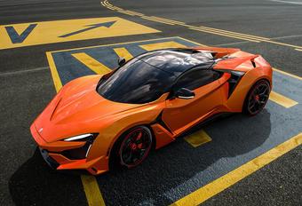 Gims 2018 - W Motors Fenyr SuperSport : made in Dubaï #1