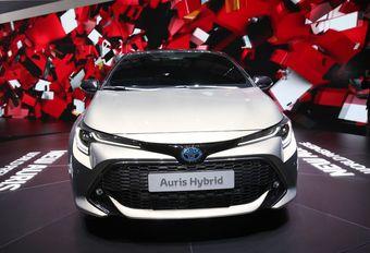 Toyota Corolla (Auris): wat we al weten #1