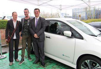 LeasePlan: eerste elektrische auto in private lease #1