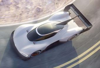 Volkswagen: eerste beelden Pikes Peak-prototype #1