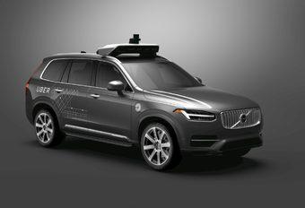 Eerste dodelijke aanrijding met autonome auto #1