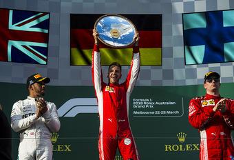 GP Australië: Vettel wint, Formule 1 verliest (een beetje) #1