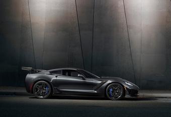 Pista en GT2 RS opgelet, zo hard gaat de nieuwe Corvette ZR1 #1