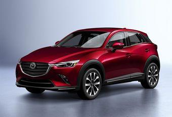 Lager verbruik en minder uitstoot voor Mazda CX-3 #1