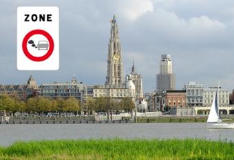 Lage-emissiezone Antwerpen: 81.000 boetes #1
