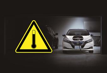 Nissan Leaf meerdere keren snelladen gaat… trager #1