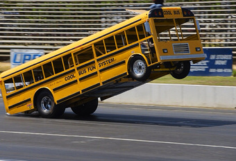 Maximumsnelheid bussen opgetrokken #1
