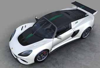 Lotus eert de Type 25 met speciale Exige Cup 430 #1