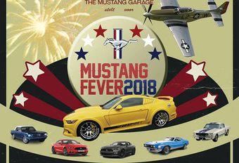 Mustang Fever : des modèles de 1964 à 2018 à Heusden-Zolder #1