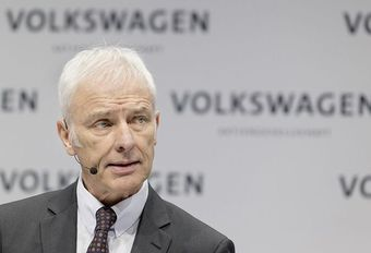 Volkswagen-CEO Matthias Müller wankelt #1
