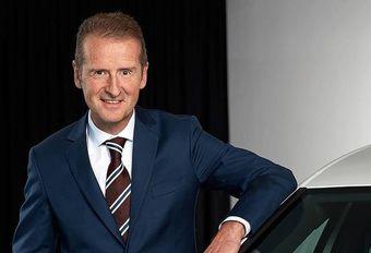 Volkswagen: Matthias Müller vervangen door Herbert Diess #1