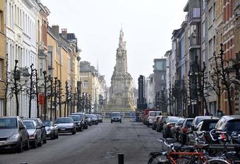 Auto verliest aan belangstelling in Vlaanderen #1