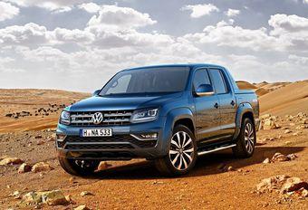 Volkswagen Amarok V6 TDI krijgt meer vermogen #1