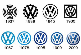 Volkswagen: nieuw logo voor een nieuwe start #1