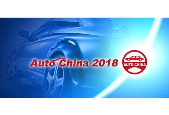 Beijing Motor Show/Auto China: al het nieuws van het autosalon van Peking 2018 #1