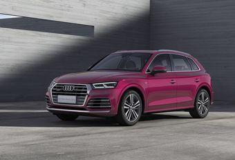 Salon de Pékin 2018 - Audi Q5L : le premier SUV avec empattement long  #1