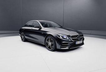 Mercedes E-Klasse wordt nog slimmer #1