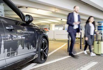Volkswagen : le stationnement autonome bientôt de série   #1