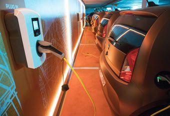 Seat start deelwagenproject met elektrische Mii #1