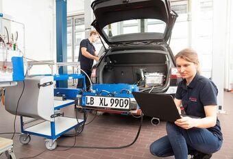 Bosch zorgt voor propere diesels #1