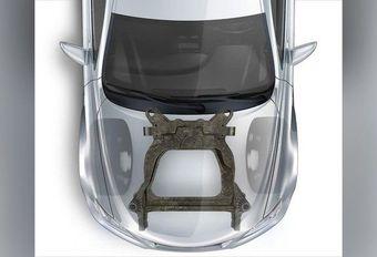 Ford : un berceau moteur en carbone bientôt en production ? #1