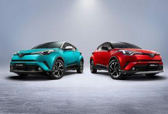 Toyota : une version électrique pour le C-HR #1